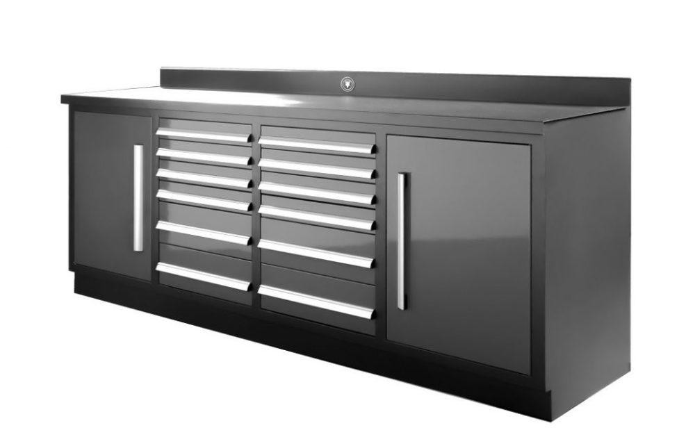 12 drawer workbench