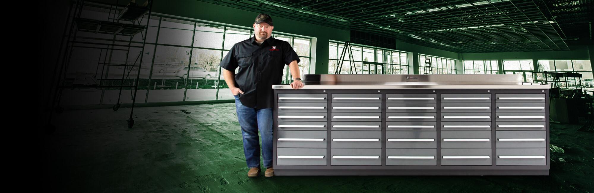 Incredible Heavy Duty Industrial All Steel Workbenches With Drawers Inzonedesignstudio Interior Chair Design Inzonedesignstudiocom