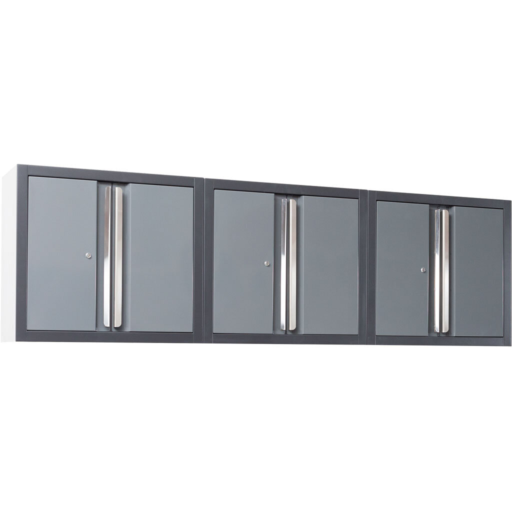 Midnight Pro Series Steel Wall Cabinets